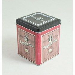 100g - English Tea red